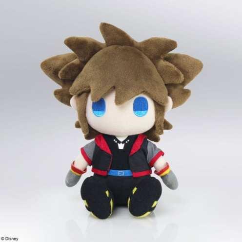 Kingdom Hearts III Plush (1)