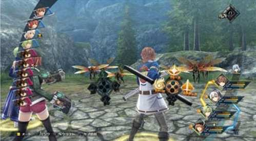 Legend of Heroes Hajimari no Kiseki (4)