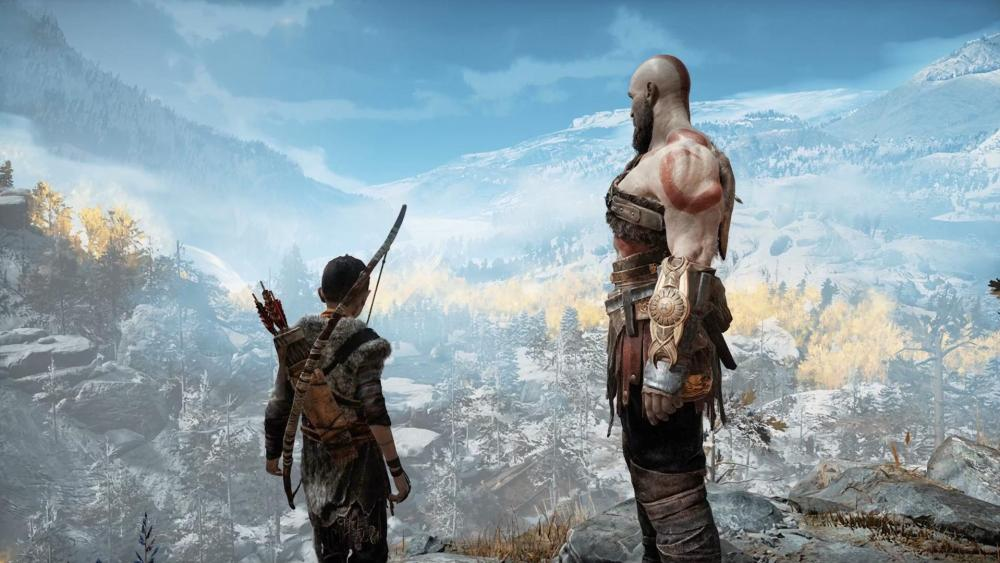 Playstation exclusives God of War
