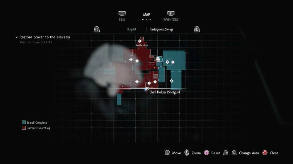 resident evil 3 all weapon upgrade locations