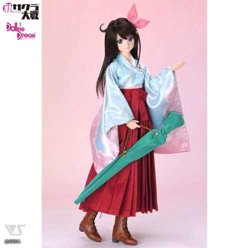 Sakura Wars Doll (3)