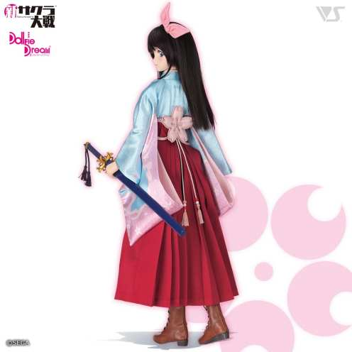 Sakura Wars Doll (4)