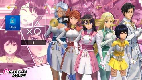 Sakura Wars Themes (5)