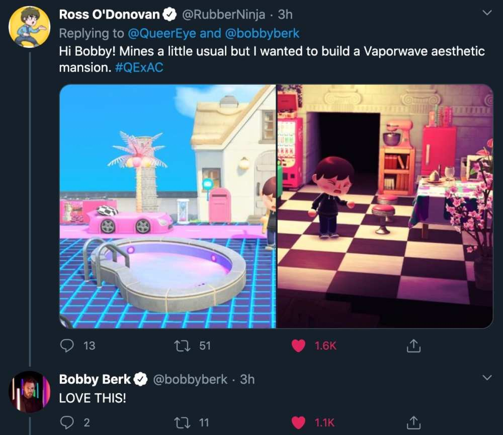 Bobby From Queer Eye Is Giving out Animal Crossing Interior Design Tips