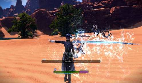 Sword Art Online Alicization Lycoris (29)