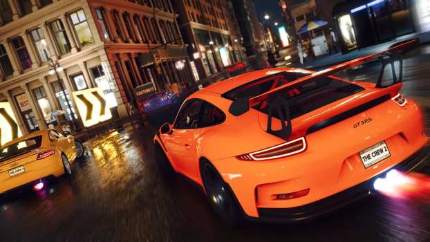 The Crew 2 (PS4/Xbox One/PC)