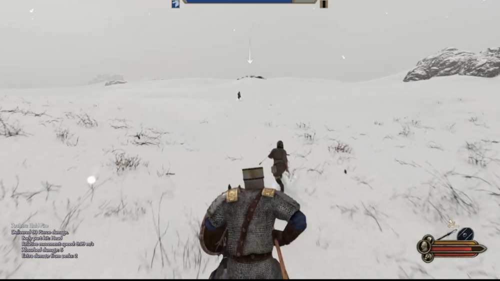 How to Couch Lance in Mount & Blade 2 Bannerlord