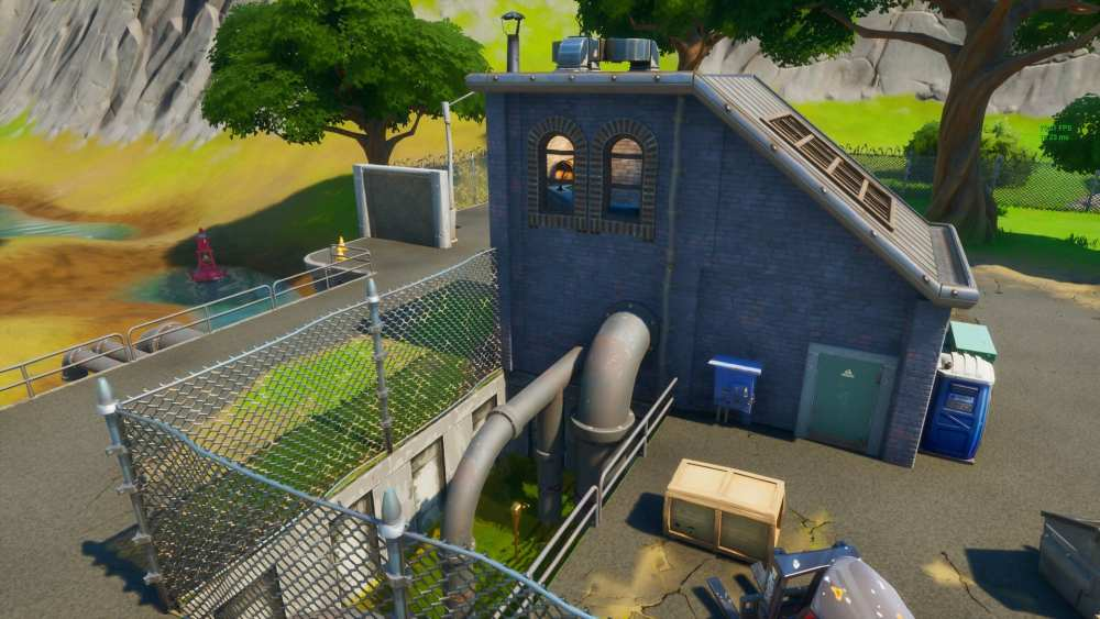 Fortnite Golden Pipe Wrench Locations
