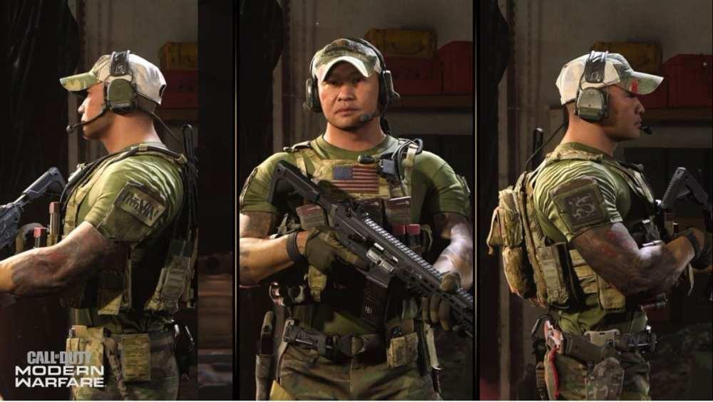 Ronin in Modern Warfare