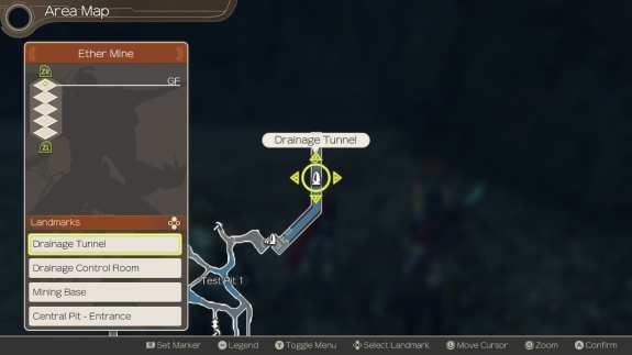 Fast travel in xenoblade chronicles
