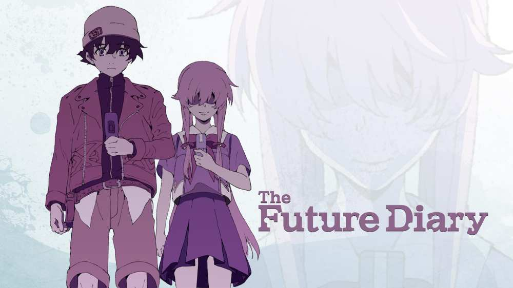 Best Short Anime Future Diary