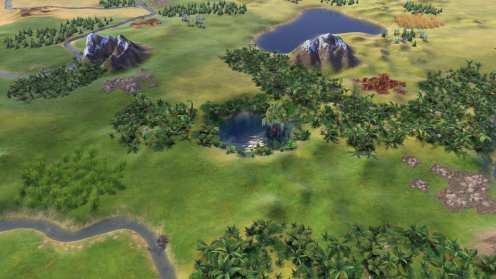 Civilization VI - New Frontier Pass - Maya & Gran Colombia Pack - Fountain of Youth Natural Wonder
