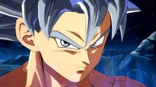Dragon Ball FighterZ Goku Ultra Instinct