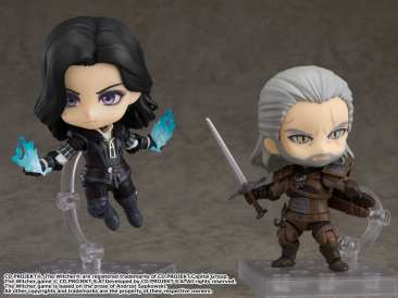 Nendoroid Yennefer Witcher 3 (2)