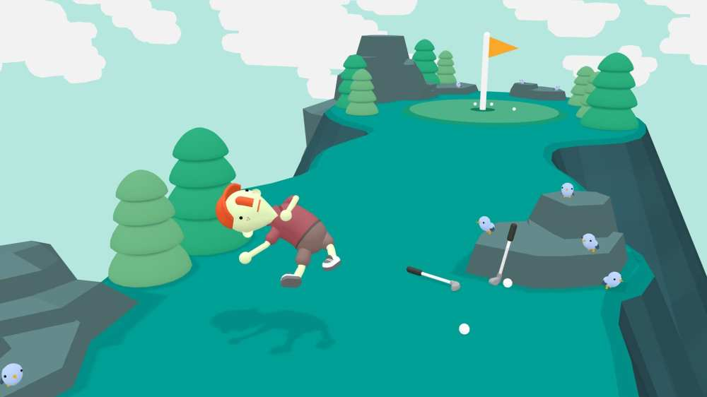 what the golf, review
