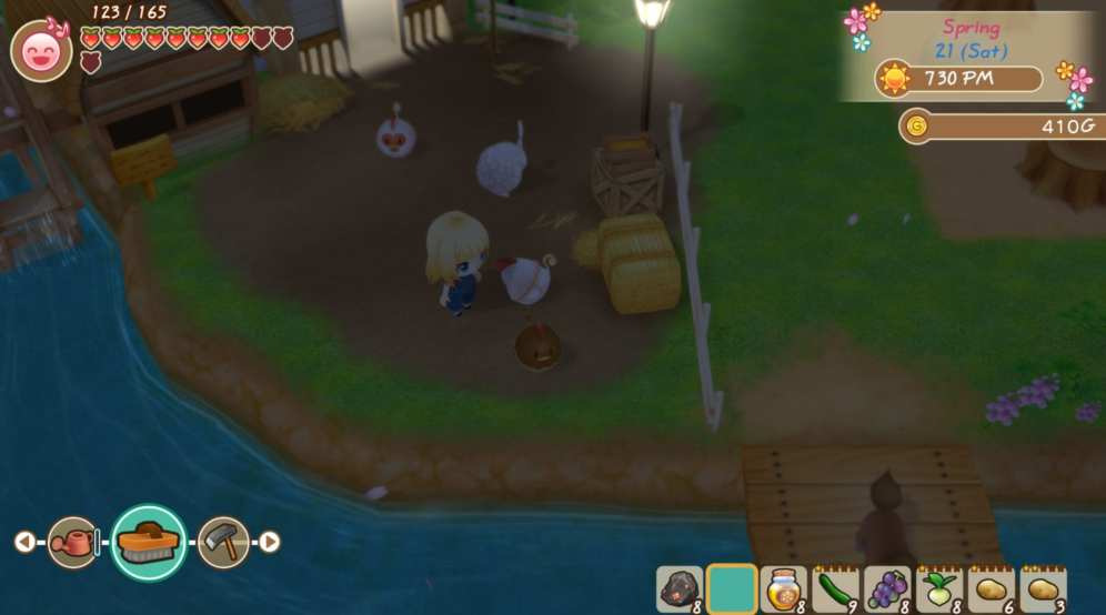 Story of Seasons Friends of Mineral Town (12)
