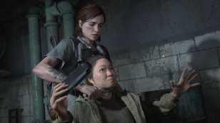 The Last of Us Part II PS Vita