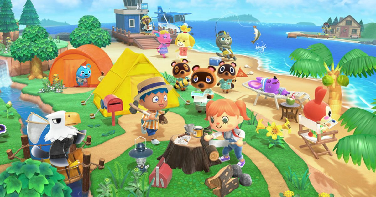 5 Mechanics Animal Crossing Could Steal From Other Games ... on Ironwood Animal Crossing  id=74568