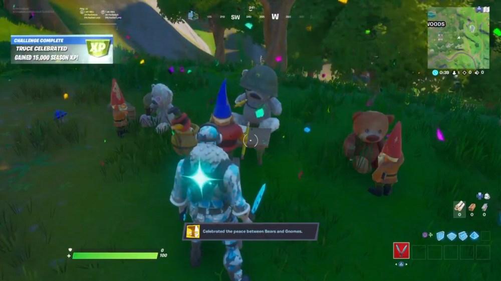fortnite gnome more war