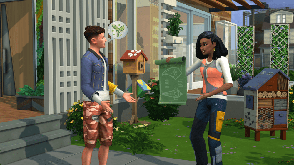 Sims 4 eco lifestyle aspirations
