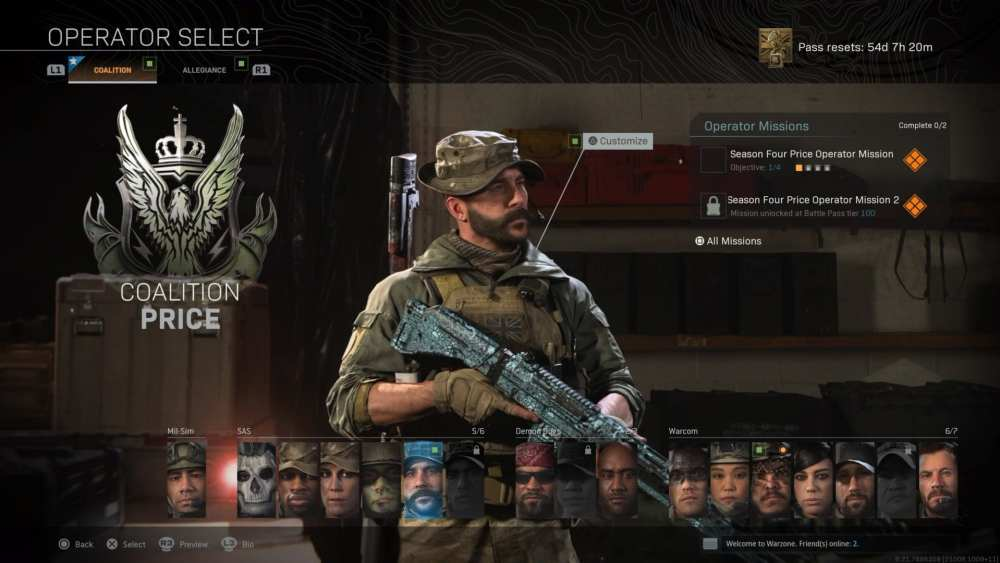 warzone, modern warfare, captain price