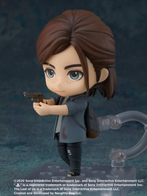 Last of Us Part II Nendoroid Ellie (2)