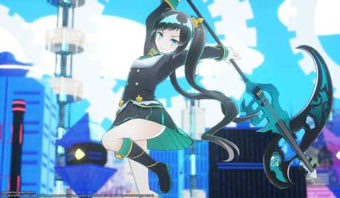 Neptunia Virtual Stars (4)