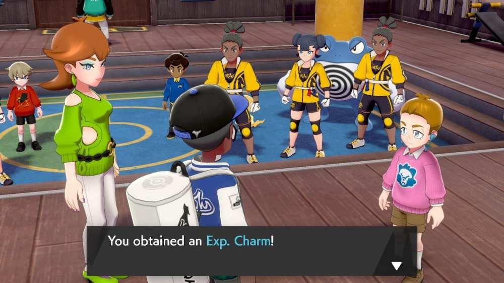 Pokemon EXP Charm