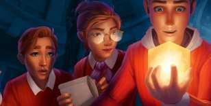 the academy, harry potter, professor layton