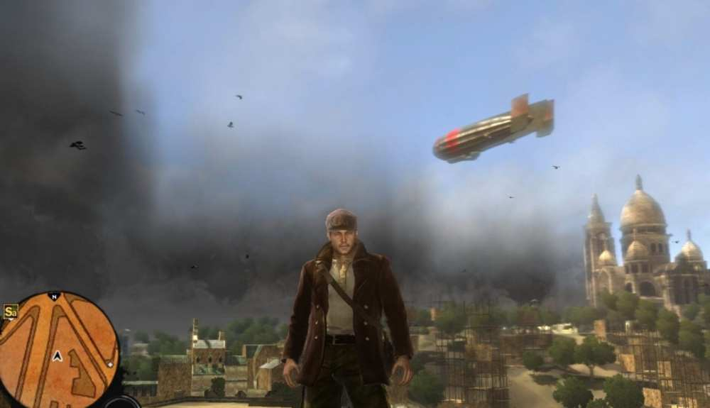 The Saboteur Perfect for Nintendo Switch, ea play, ea games
