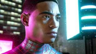 SpiderMan Miles, ps5, miles morales