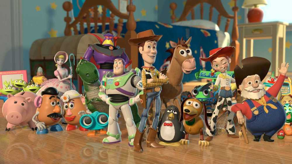 Toy Story Lego Game Spin-off