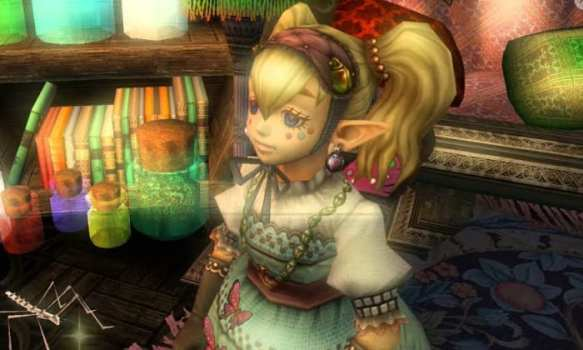 agitha, twilight princess