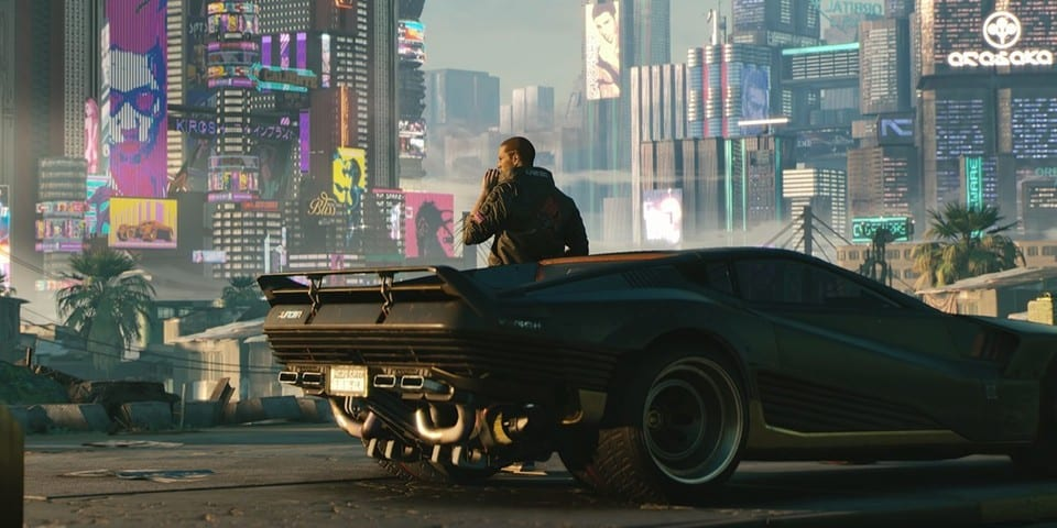 cyberpunk 2077 night city wire, fall 2020 games