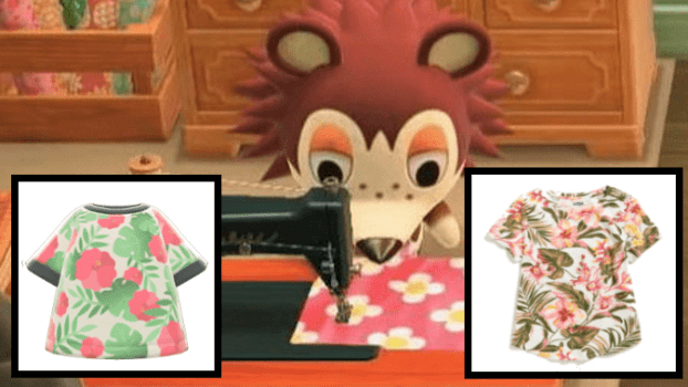Animal Crossing Clothing Items and Where to Buy Them IRL