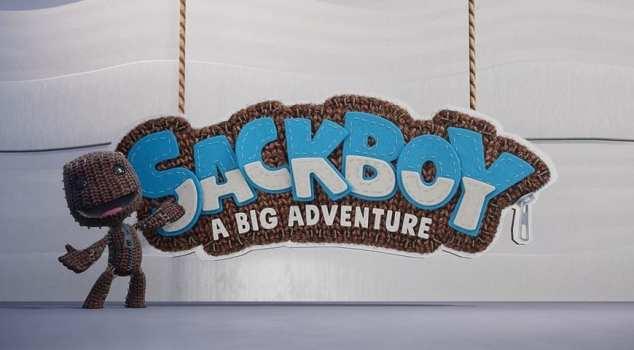 #20 - Sackboy: A Big Adventure