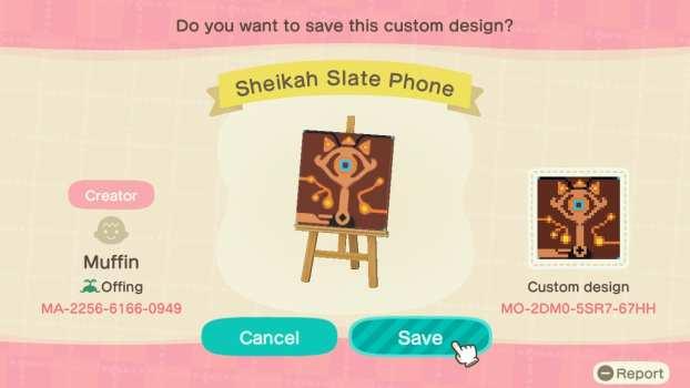 Sheikah Slate