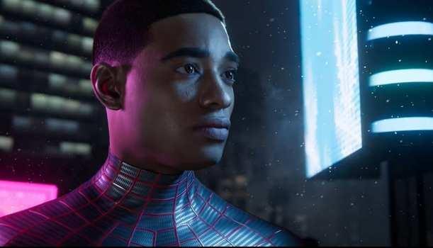 #1 - Spider-Man: Miles Morales