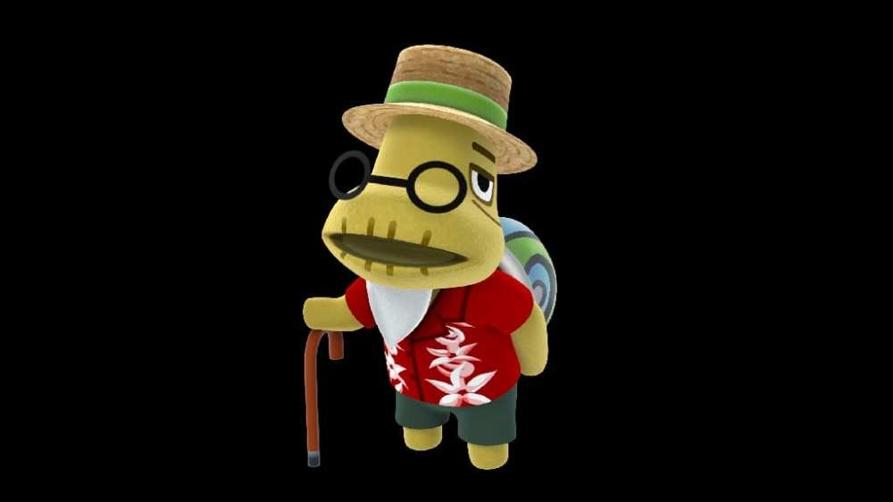 tortimer, animal crossing