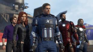 Avengers Game Group