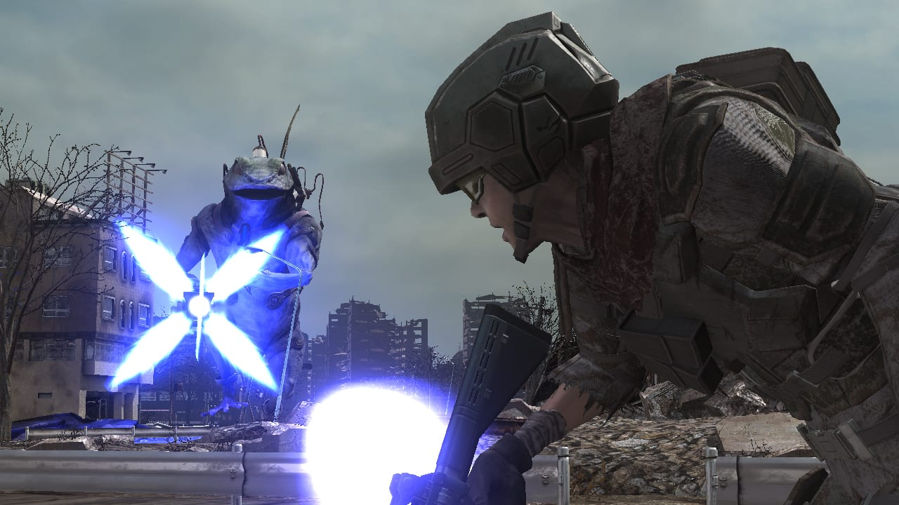 Earth Defense Force 6 получает первый трейлер
