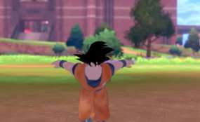 goku mod, pokemon sword and shield