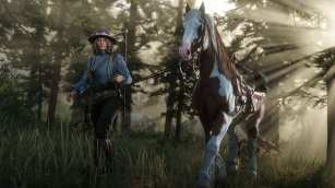 the naturalist red dead online