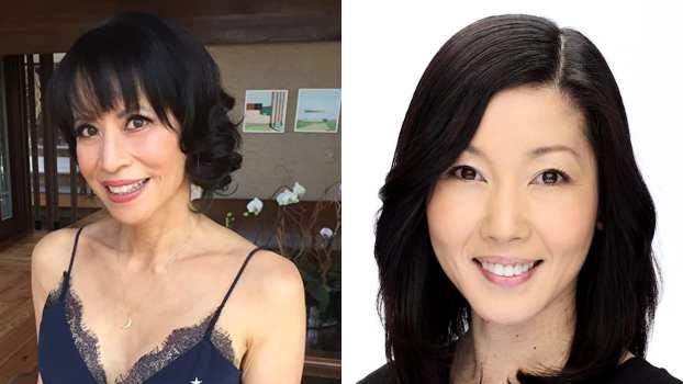 Lady Masako Adachi - Lauren Tom (English) Mabuki Andou (Japanese)