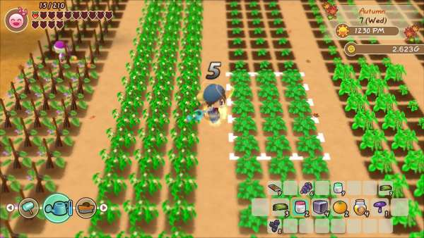 Story of Seasons: Friends of Mineral Town Switch Review