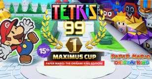 tetris 99 paper mario