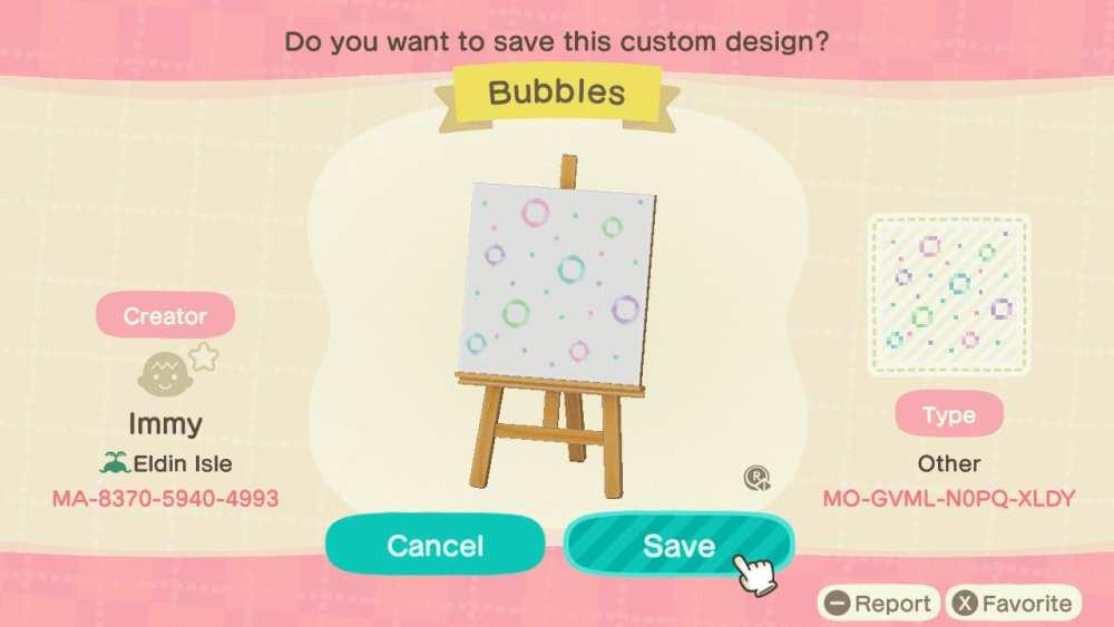 Animal Crossing New Horizons: Best Custom Firework Designs