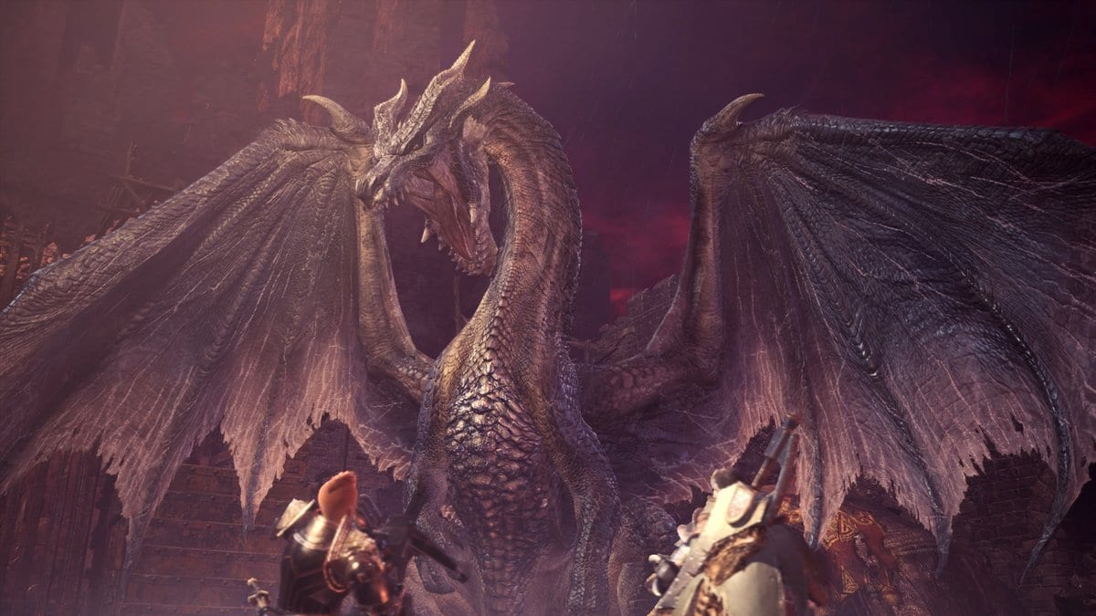 Monster Hunter World Fatalis boss returns for the final game update