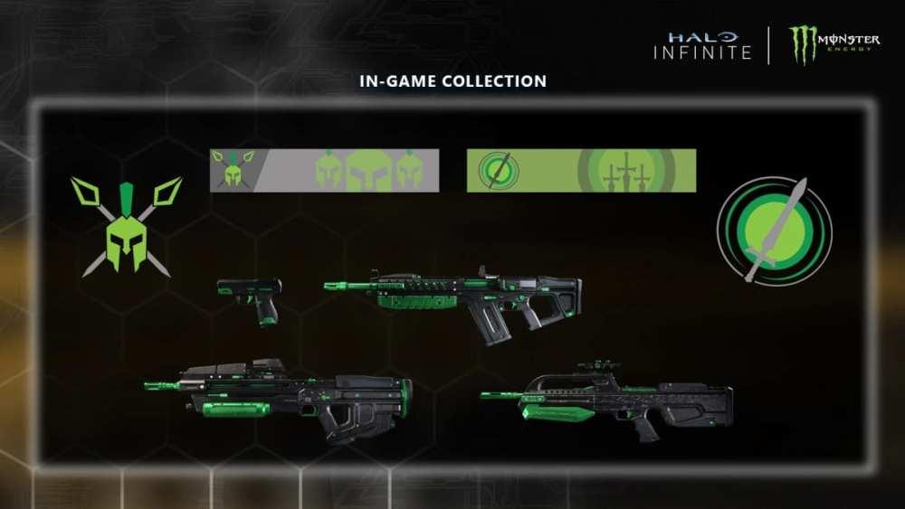 Halo Infinite items
