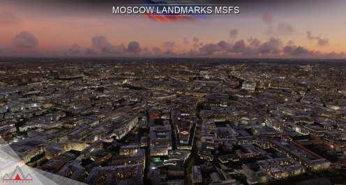 Microsoft Flight Simulator Moscow (3)